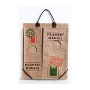 ジュート リサイクルウォールポケット Recycle