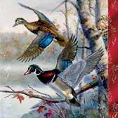 Maki ペーパーナプキン <鳥>