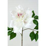 シングル牡丹 造花 アーティフィシャルフラワー