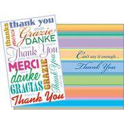 Stockwell Greetings グリーティングカード サンキュー用 ありがとう