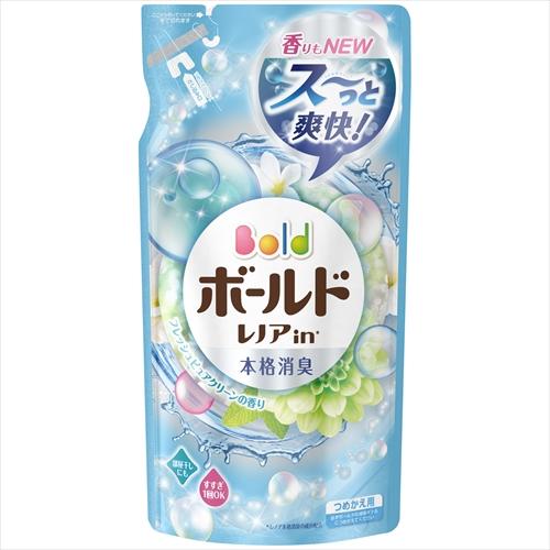 ボールドジェル フレッシュピュアクリーン 詰替用 【 P&G 】 【 衣料用洗剤 】
