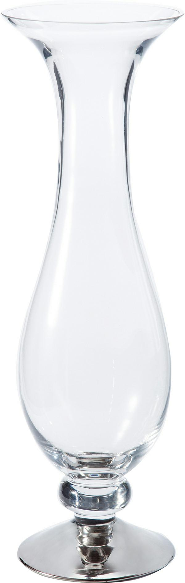 クロムメッキスタンドグラスベース M ガラス製品 限定販売商品