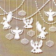Paw Decor  Collection ペーパーナプキン クリスマス <天使×オーナメント>