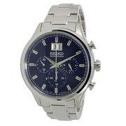 [逆輸入品] SEIKO クォーツ 腕時計 クロノグラフ SPC081P1