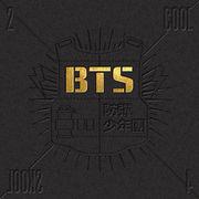 韓国音楽 防弾少年団(BTS)- 2 COOL 4 SKOOL[1st Single Album]