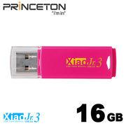 PFU-XJ3S/16GP USB3.0対応フラッシュメモリー「Xiao Jr. 3」(XJ3S)シリーズ 16G ピンク