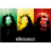ポスター BOB MARLEY flag