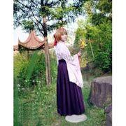 カードキャプターさくら ★木之本桜  風 衣装+ウイッグセット コスプレ衣装 完全オーダーメイド