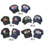 FJK 日本 お土産 帽子 神風 フリーサイズ (色お任せ)BO-2