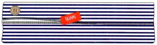 LEGAMi イタリア レガミ classic line スモールペンシルケース