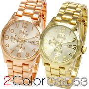 【Bel Air Collection】★クオーツ レディース 腕時計 OSD53【保証書付】
