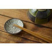 【特価品】7.9cmクシ目がきれいな和風まめ皿 さらさら[B品][美濃焼]