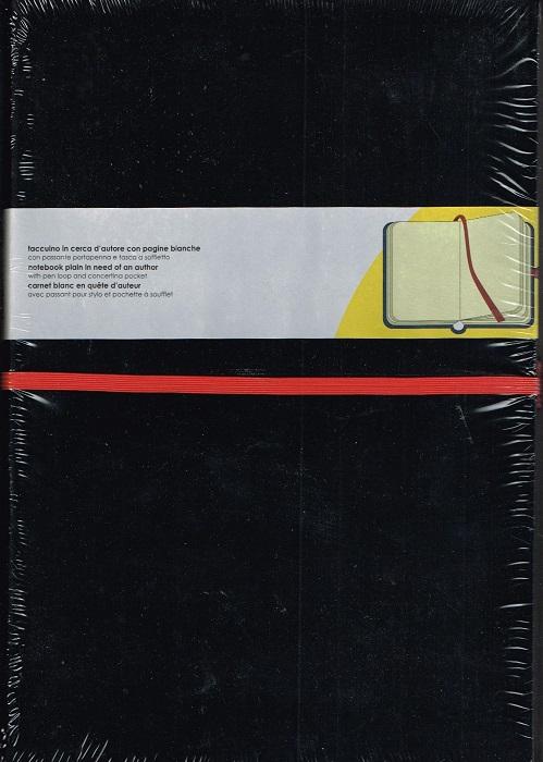 LEGAMi イタリア製ゴムバンド付ノート ラージサイズ