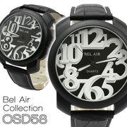 Bel Air collection OSD58 メンズ 腕時計