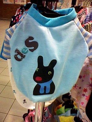 セール☆人気の格安犬服☆ ガスパ半そでTシャツ 袖色2種類