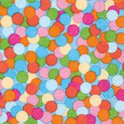 Paper+Design ペーパーナプキン カラフルドット
