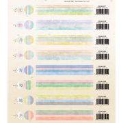矢野デザイン ワイドマスキングテープシリーズ いろあそび30mm*7m masking tape