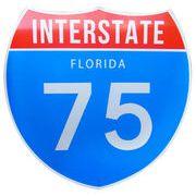 トラフィックサインボード FLORIDA 75 (S)