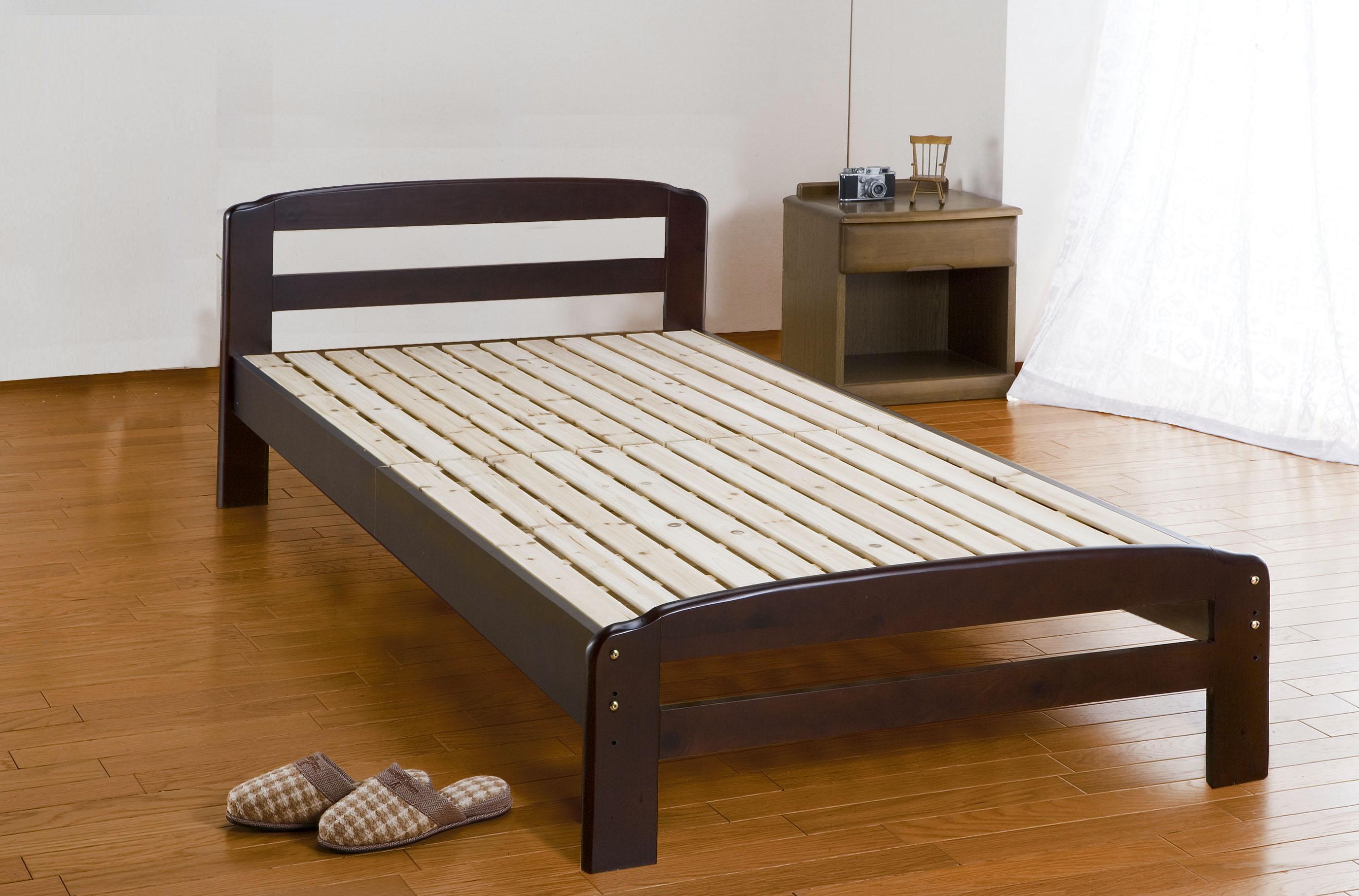 パインすのこベッド