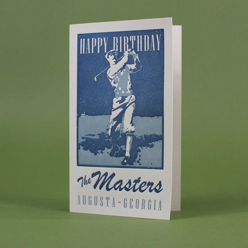 oblation papers&press 活版印刷カード vintage poster cards バースデー
