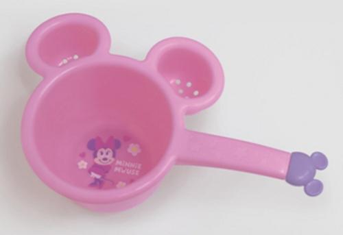 錦化成 片手桶 ミニーマウス 子供
