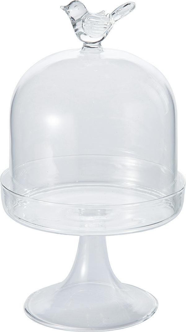 グラスバードキャニスター L ガラス製品 限定販売商品