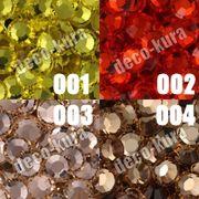 高品質ガラス製ラインストーン【ss16 (3.8~4.0mm】