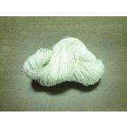 コットン糸(綿糸) Cotton Konnyaku コンニャク糊加工 晒