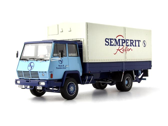 Auto Cult/オートカルト シュタイヤー 1290 センペリット ライトブルー/ダークブルー