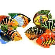 ティンガティンガ魚 大サイズ