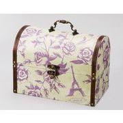 【春の感謝祭セール!】【ドームボックス】Rose de Paris