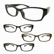 【TY2882】シンプル★伊達メガネ【3色展開♪】 ユニセックス/眼鏡/黒縁メガネ