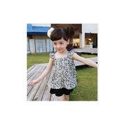 キッズトップス  子供 女の子 メルヘン ウィッチ ブラック 衣装 コスチューム ハロウイン イベン