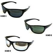 【新製品】セルフレームサングラス(UVカット)X-542
