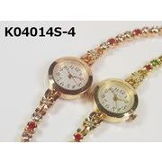 【国内メーカーお買い得品】レディース腕時計 ブレスウォッチ 日本製ムーブメント