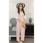 【初回送料無料】ファッションロマンチックスーツ★ブラック/ピンク2色★too-da1950-193