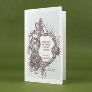 oblation papers&press 活版印刷カード english lit  父の日