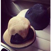 韓国風★人気商品★レディース帽子★草編み★日除け帽