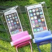 新型★防水ケース、ポーチ、防水バック★ スマートフォン 3重ブロック 全機種対応 小物 貴重品
