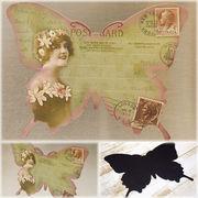 ★【SALE/値下げ】★raffineラフィネ マグネットボード★【Butterfly】