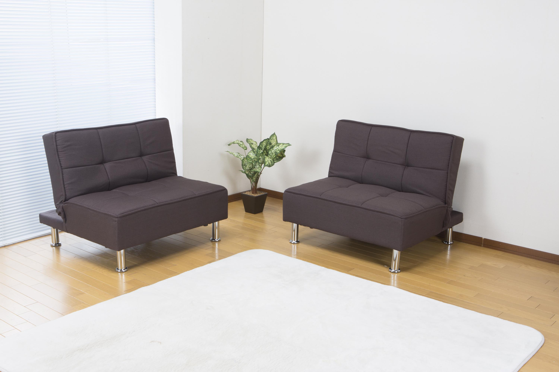 組み換え自由なソファーベッド 家具・インテリア 株式会社 サン