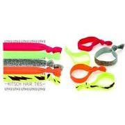 Kitsch(キッチュ)Electric slide ヘアアクセサリー5本セット/ヘアゴム/Hair Ties