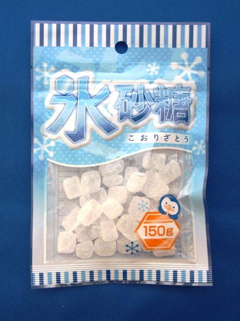アメハマ 160氷砂糖(150g×12袋)