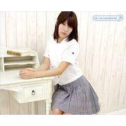 ■送料無料■武蔵野高等学校 旧夏服 サイズ:M/BIG