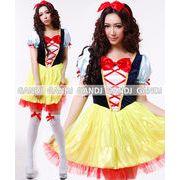 白雪姫 ワンピース ディズニー プリンセス 衣装 ハロウィン コスプレ