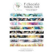 Fchocalo マスキングテープ 15mm×7m Vol1