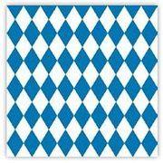 Daisy  ペーパーナプキン ブルーパターン