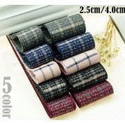 bc136834◆5000以上【送料無料】◆ヘアアクセ用 DIY髪飾り材料 リボン DIYテープ 25mm/40mm