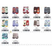 ソックスシンジカトウデザイン レディース靴下くるぶし丈 22-24.0cm Shinzi Katoh Design sox