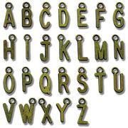 【在庫限り】アルファベットパーツAG 16mm